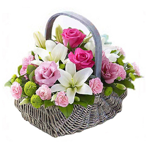 Send Beautiful Basket