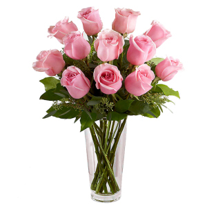 Pink Roses Delivered